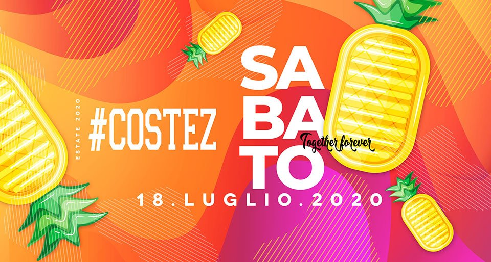 Costez Saturday Party