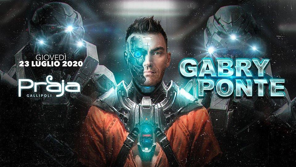 Gabry Ponte 23 luglio