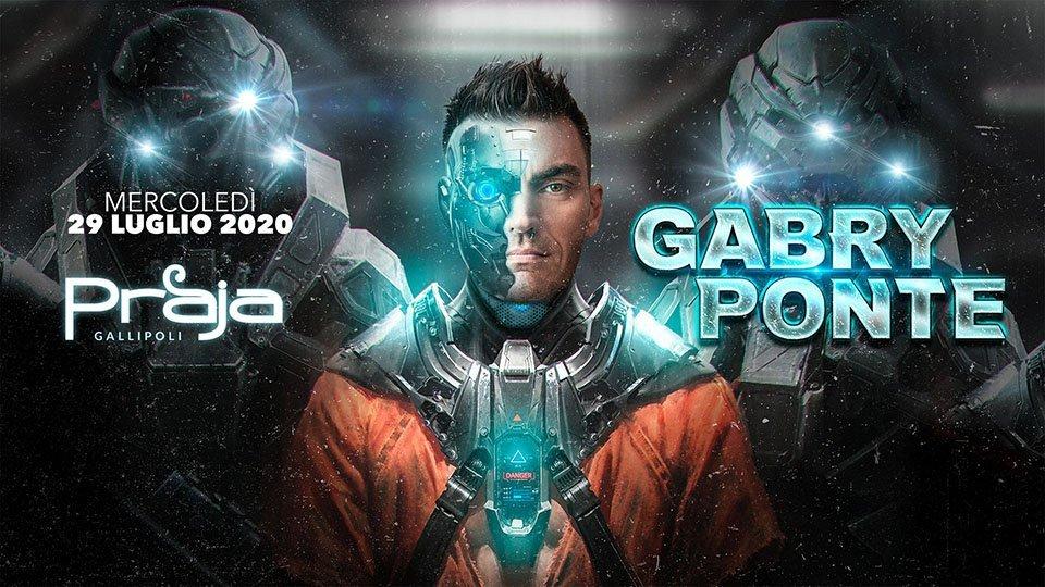 Gabry Ponte 29 luglio