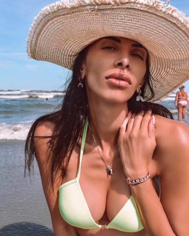 Ilaria-Fasolo con cappello
