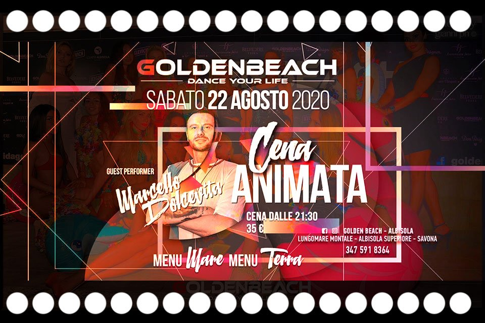 Golden Beach sabato
