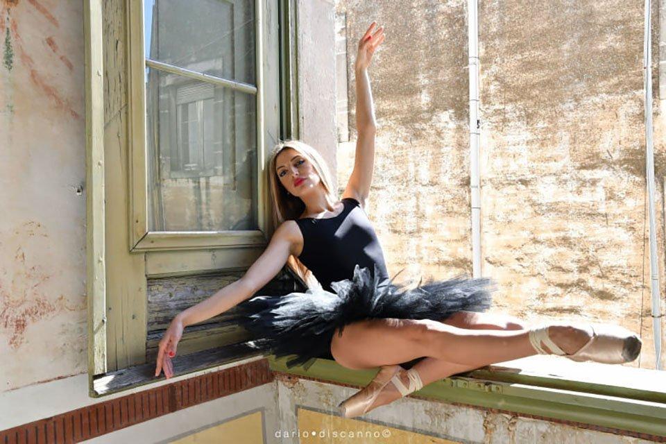 Norma Argento dancer