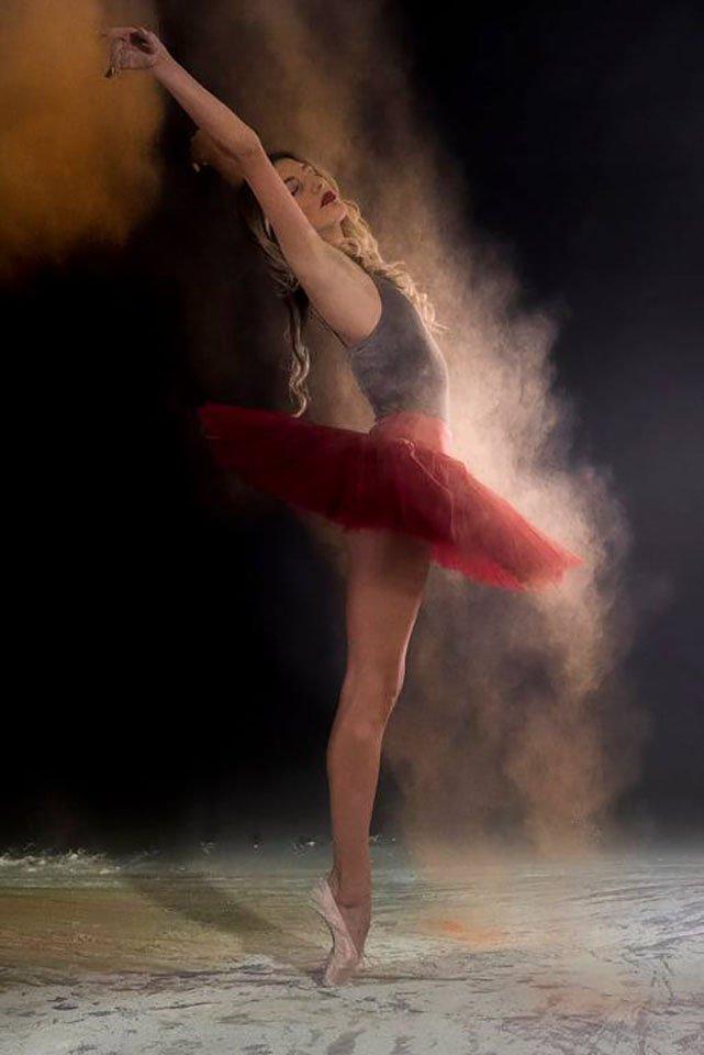 Norma Argento danza