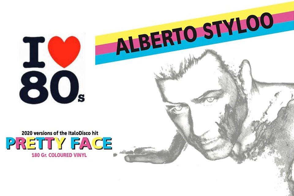 Alberto Styloo Anni 80