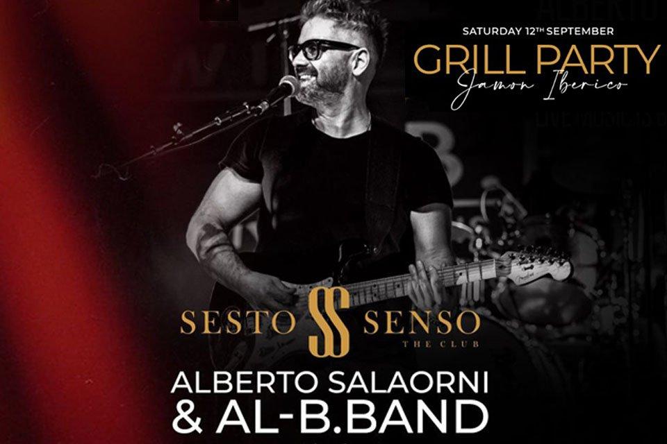Sesto Senso Grill Party