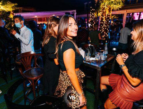 Villa Bonin bar