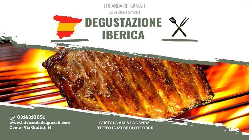 Degustazione Iberica