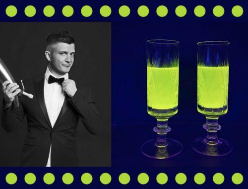Piagno Fluo Cocktail