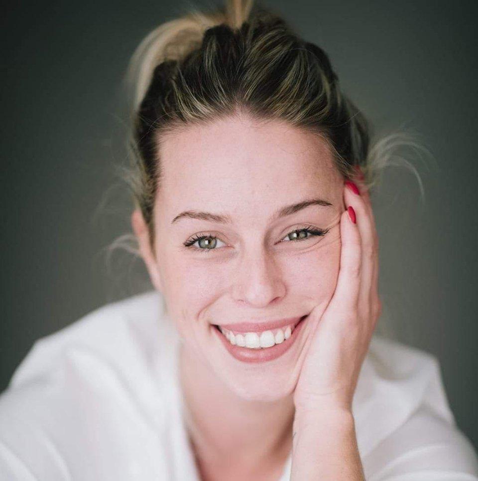 Andrea Alice Porrega smile