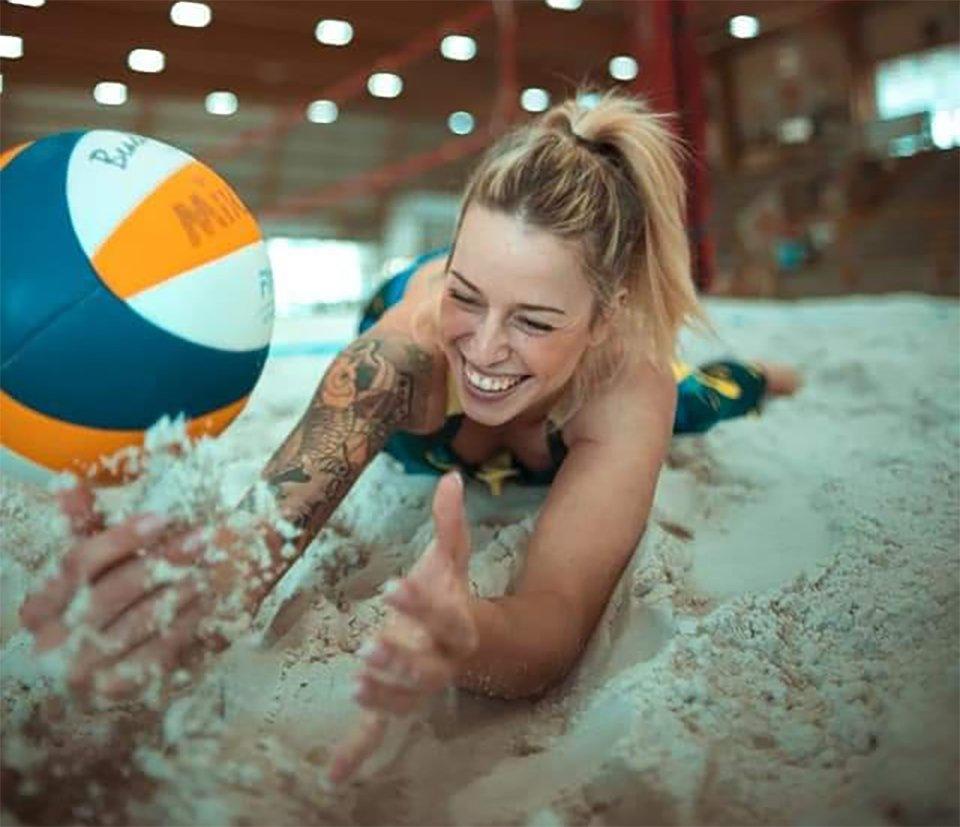 Andrea Alice sport