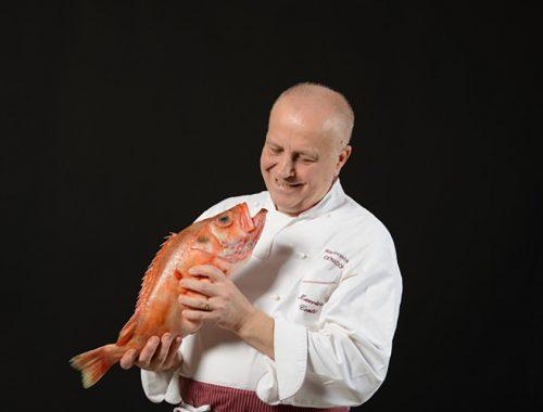 Chef Conti