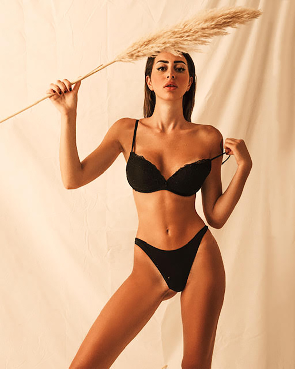 Alessia Caputo bikini