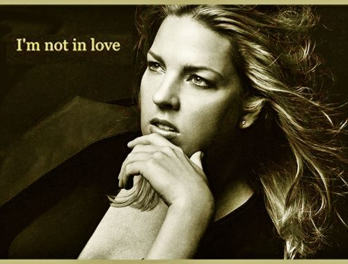 I'm not in Love Remix