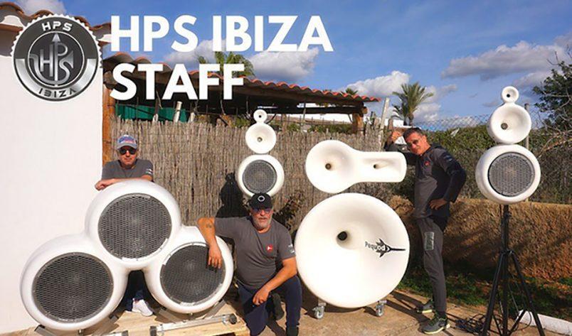 HPS Ibiza Pequod Acoustics