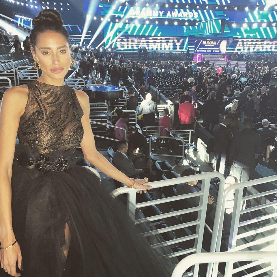 Giulia Lupetti al Grammy
