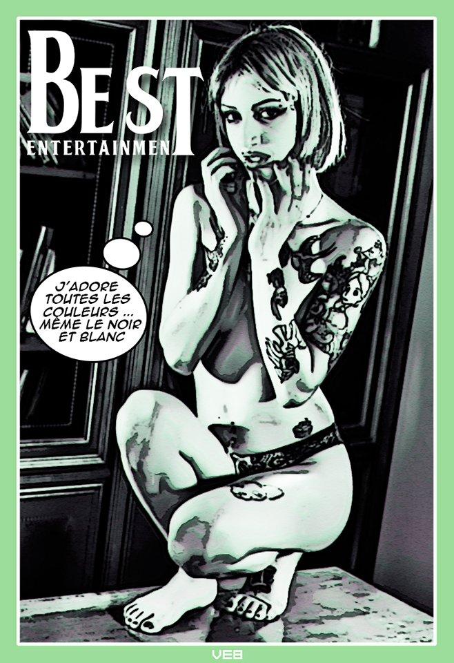 Becky-best-fumetto