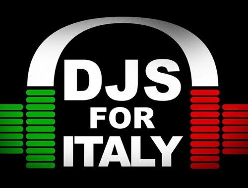 Djs for Italy Radio Osso