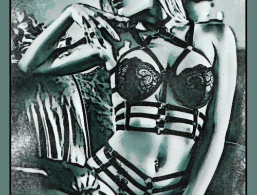 Beatrice Livieri dark fumetto