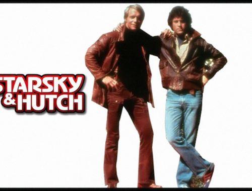 Seventy Space Starsky & Hutch