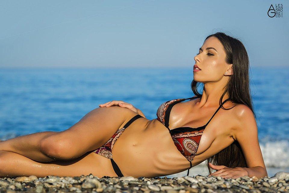 Valentina Bosatta bikini