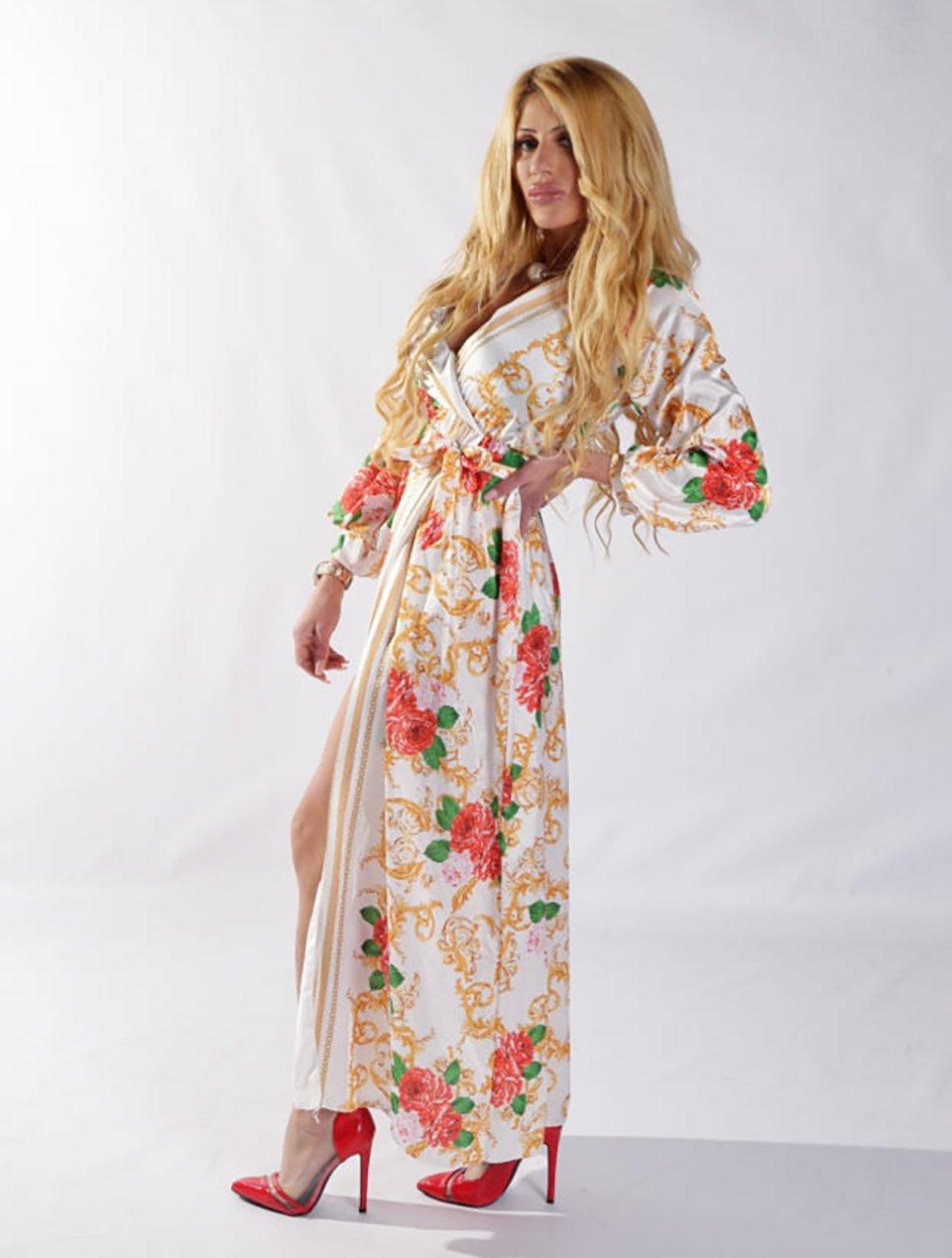 Marianna Fortuna modella