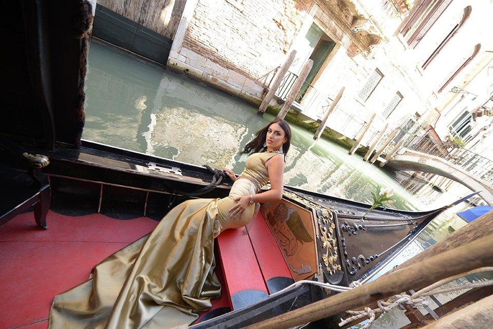 Paola Suarez travel venezia
