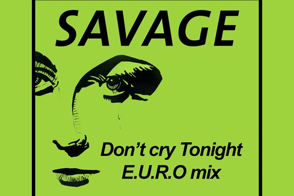 Don't Cry Tonight 80
