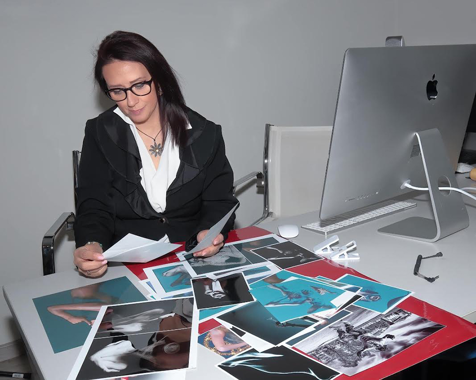 Maria Luisa Portaluppi work
