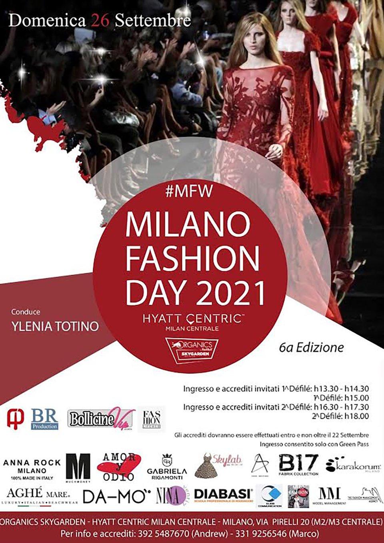 Milano Fashion Day 2021