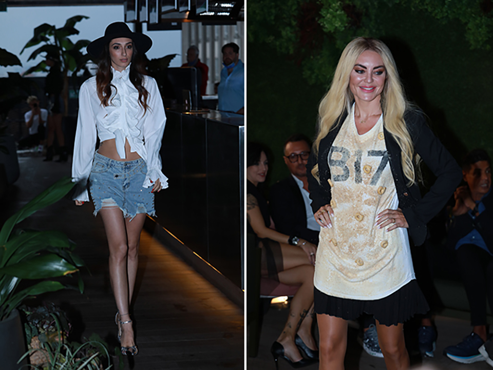 Fashion Week Elena Morali